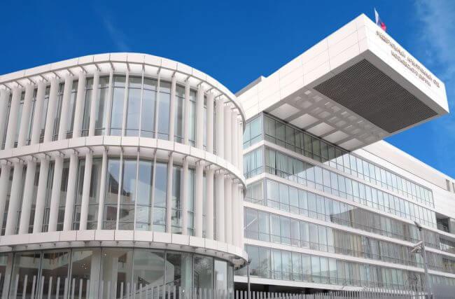 Фото здание Федерального Арбитражного суда Московского округа