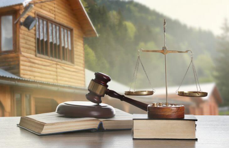 Дом и суд